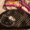 Mon sac à main hello kitty chic!