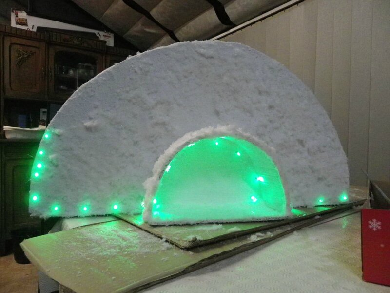Igloo les cr ations de katytortue for Dans mon igloo