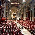 Assemblée du concile Vatican 2