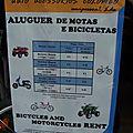 Location de quad, mobylettes a Porto Santo