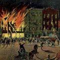 Le premier pompier de france
