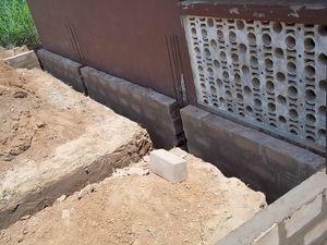 nouveau mur pignon