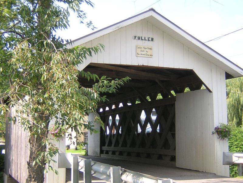 Fuller Bridge, Montgomery, VT
