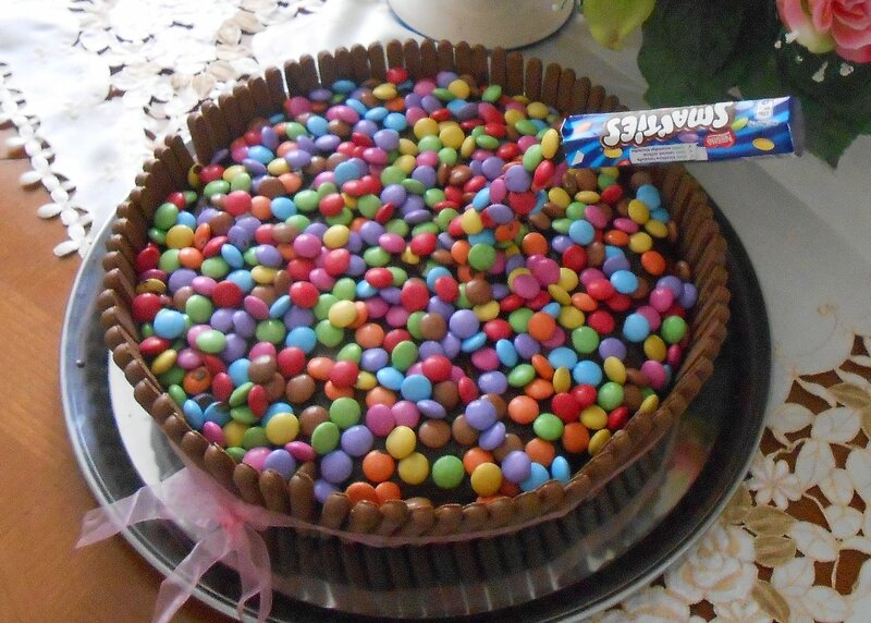 Recette Gravity Cake Fille  Ans