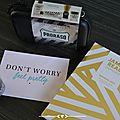 Derniers achats sur le site birchbox.fr : le chéri est satisfait, je suis déçue !
