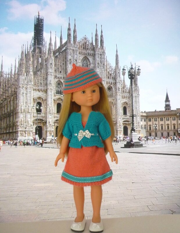 Milan Piazza del Duomo et cathédrale (8)