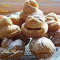 Beignets de dame denise - cuisine provençale