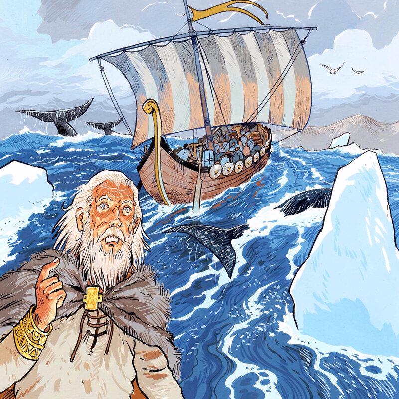 Erik le Viking 2