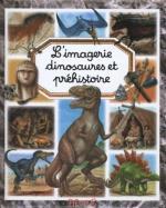 L'imagerie dinosaures et préhistoire couv