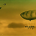 Le dirigeable volé (ukradená vzducholod) (1967) de karel zeman