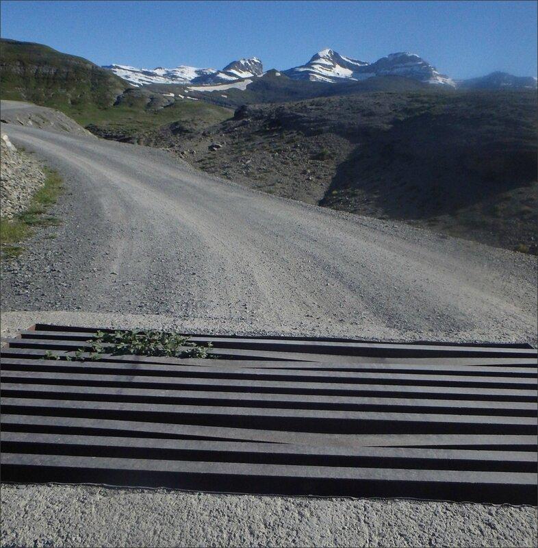 Nerin piste arrivée Mont Perdu parc 062016 1