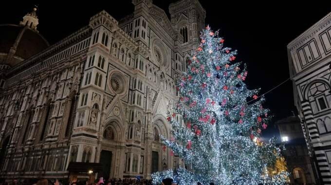 Sapin de Noël du Duomo - Florence