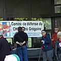 Portes ouvertes du 3 octobre: le comité de défense était présent