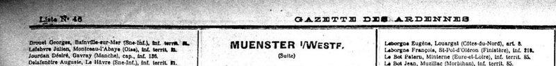 gazette des Ardennes 1