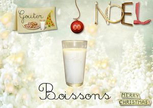 copie de NLD the_most_wonderful_time-affiche gouter de noel 2012 boissons