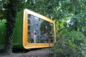 Minibib – une jolie petite boite verte