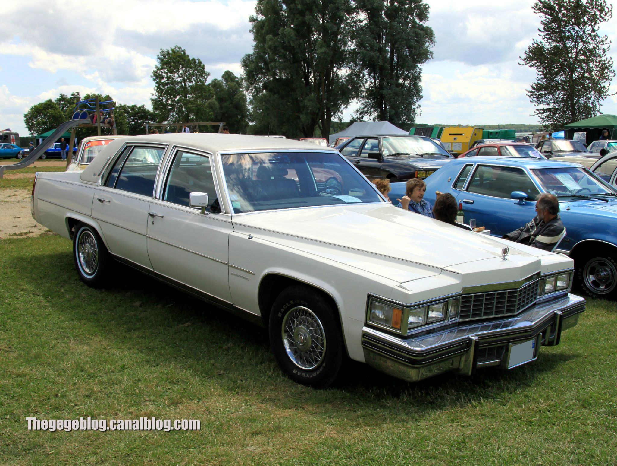 Cadillac Fleetwood : Tous les messages sur Cadillac Fleetwood - The ...