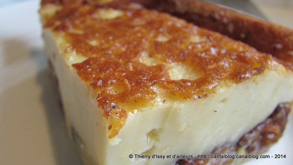 far breton traditionnel aux pruneaux