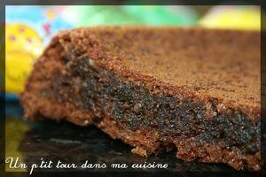 Gâteau restes chocolat5