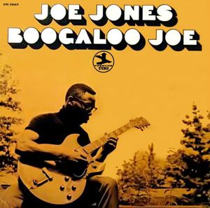 Boogaloo Joe Jones - 1969 - Boogaloo Joe (Prestige)