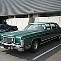 LINCOLN Continental Town Car Mark VI 4door Sedan Besançon (1)
