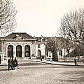 Images anciennes des gares de saint-chamond