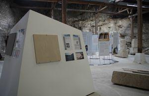 exposition la pierre du Portugal