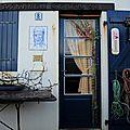 Biarritz, port des Pêcheurs, Crampotte du corsaire (64)
