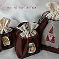 2010 12 Pochons chocolats noel pour garçons