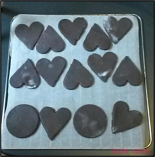 Sablés au cacao 2