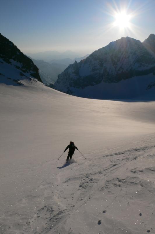 Ski en Oisans