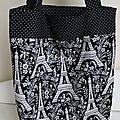 sac de cours express Paris