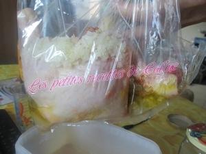 Cuisses de poulet marinées aux épices cajun18