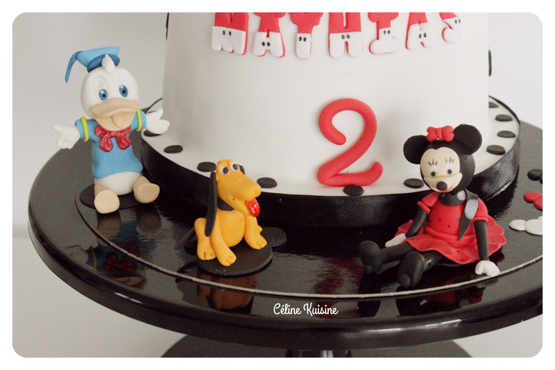 gateau mickey 5