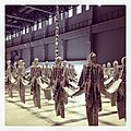 Power station of art. 2012 biennale reactivation. shanghai