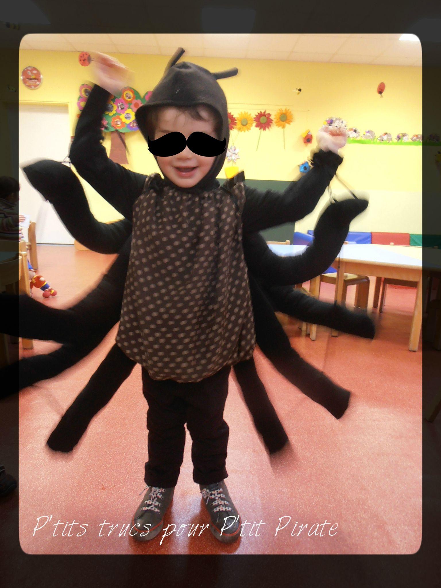 patron déguisement enfant
