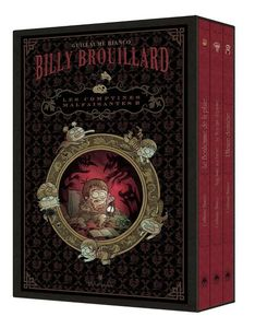Comptines malfaisantes Billy Brouillard T
