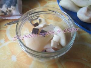 Crumble poire chocolat32