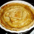 Cooking-therapy, tartelette au pommes d'or... 'cause i'm back !!!