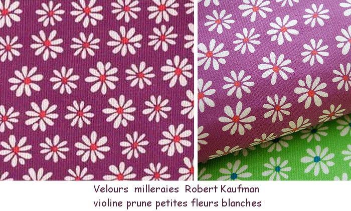 Velours_Kaufman_violine_fleurs