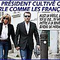 Macron, un homme qui parle comme tous les français