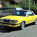 Chrysler Lebaron convertible (1982-1988)(Haguenau) 01