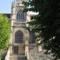 église de TRIEL SUR SEINE Photo Ch. TETARD