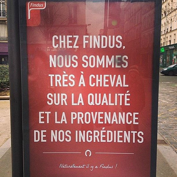 findus-a-cheval-qualite-pub-affiche - Copie