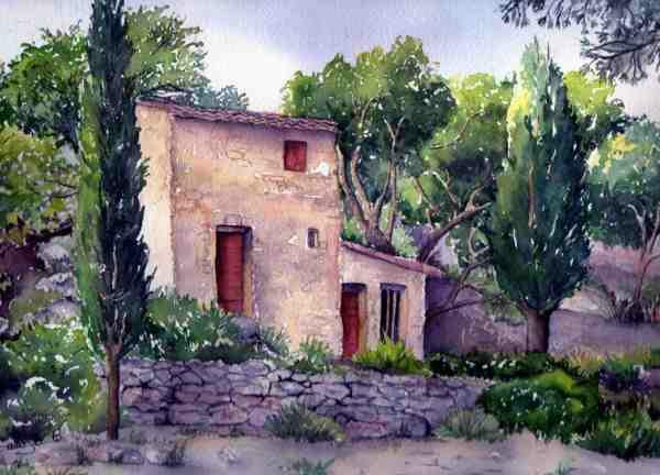 Top La Peinture et la Provence FY01