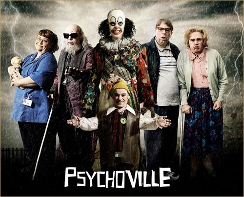 Psychoville Saison 1 streaming serie