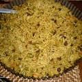 Ratan pulao (riz de légumes)