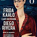 Frida kahlo/ diego rivera