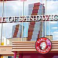 An afternoon in Paris  Earl of Sandwich