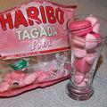 Macarons pink tagada